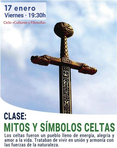 CLASE: MITOS Y SÍMBOLOS CELTAS