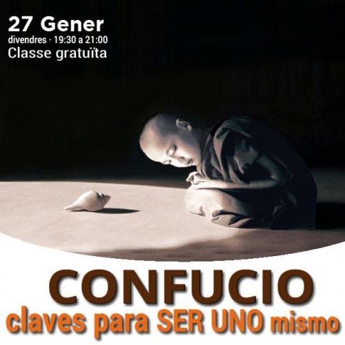 CONFUCIO: CLAVES PARA SER TÚ MISMO