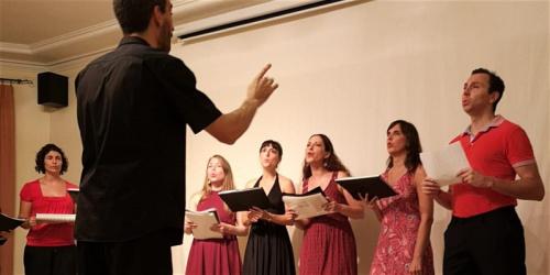Classe gratuïta: Taller de cor Harmonio