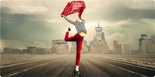 Clase gratuita: Danza Contemporánea y Moderna