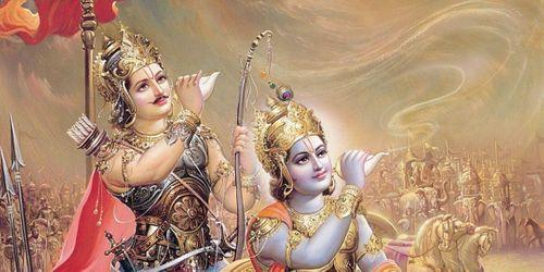 Espacio de diálogo: «El Bhagavad Gita y la lucha interior»