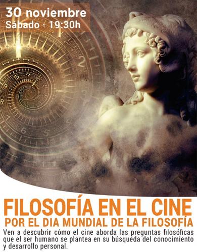 FILOSOFÍA EN EL CINE