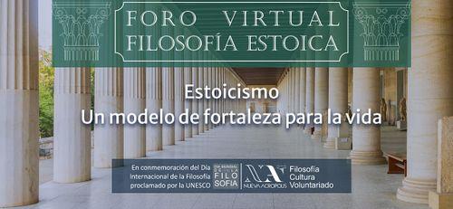Foro Virtual de Filosofía estoica