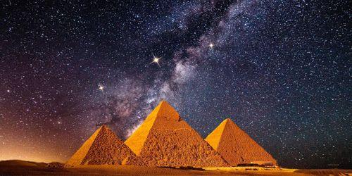 Geometría sagrada en el antiguo Egipto