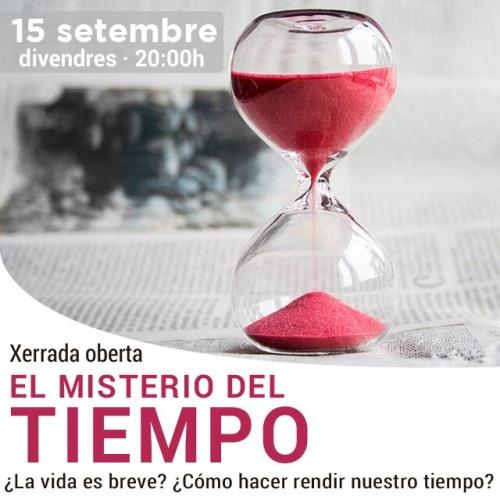 EL MISTERIO DEL TIEMPO