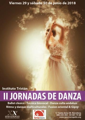 II Jornadas de Danza Tristan