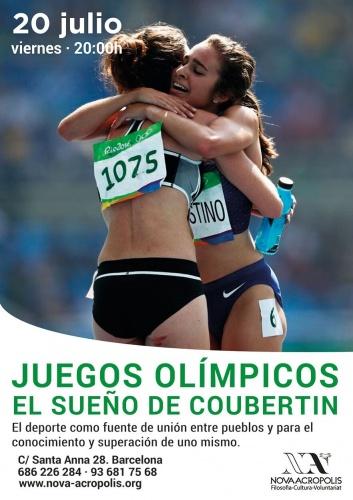 JUEGOS OLÍMPICOS: EL SUEÑO DE COUBERTIN