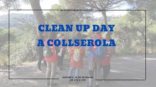 Let's clean up a Collserola