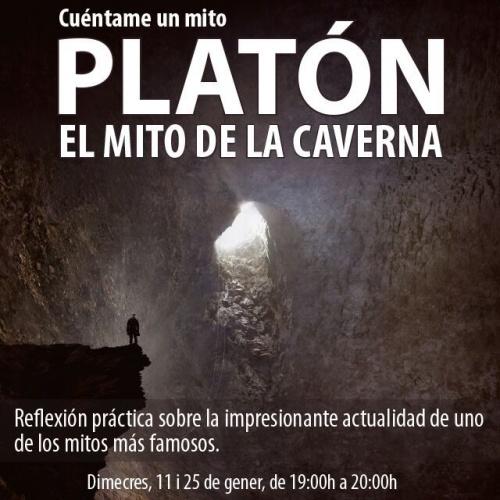 PLATÓN: EL MITO DE LA CAVERNA