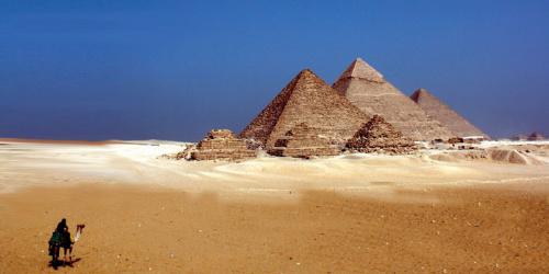 Egipto: el misterio y el sentido de la vida
