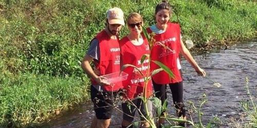 *Proyecto Ríos* Voluntariado Ecológico en el río Ripoll