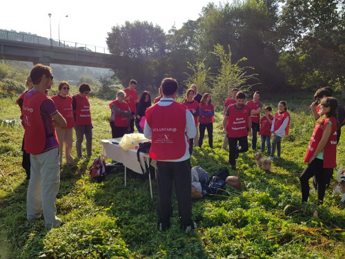 Proyecto Ríos -Voluntariado ecológico en el río Ripoll